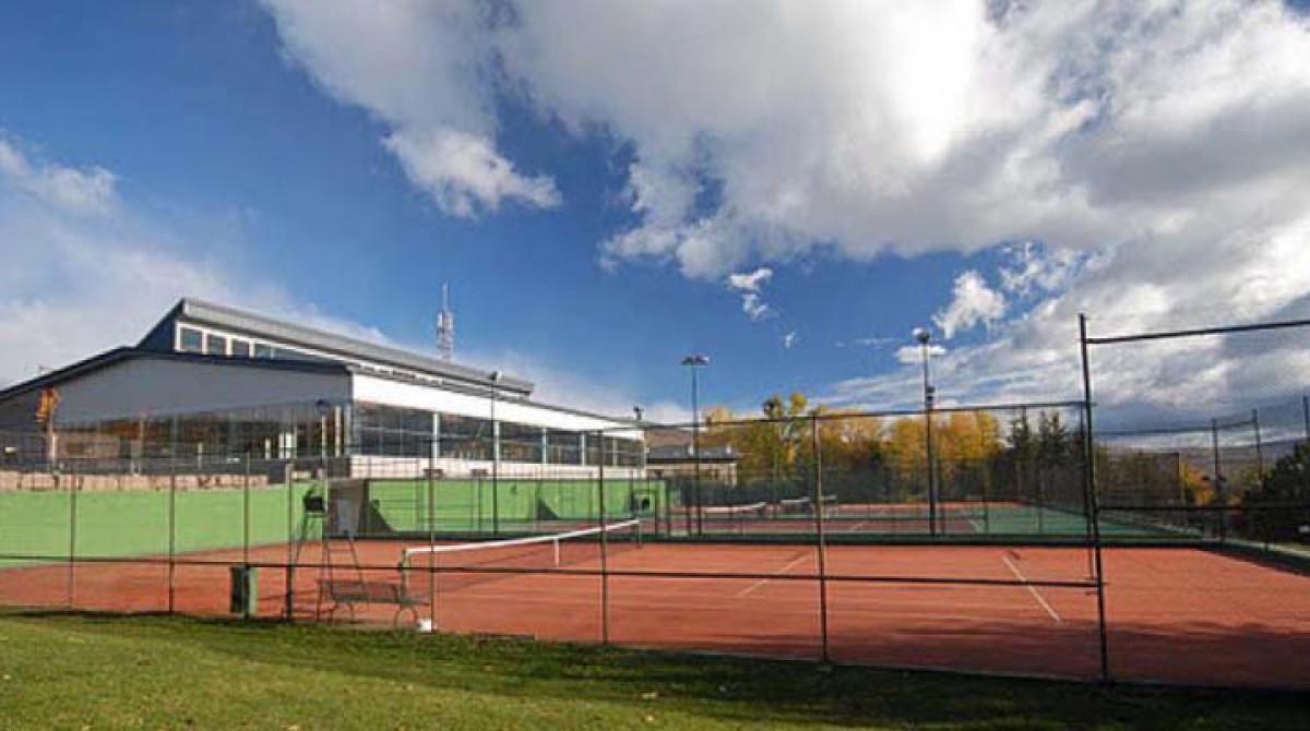 Instalaciones deportivas en la Cerdanya
