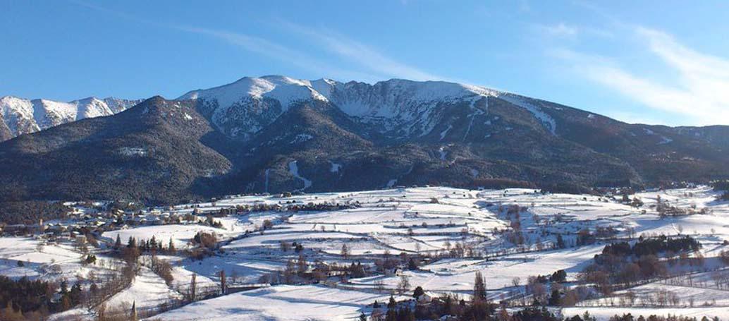 invierno en la Cerdanya