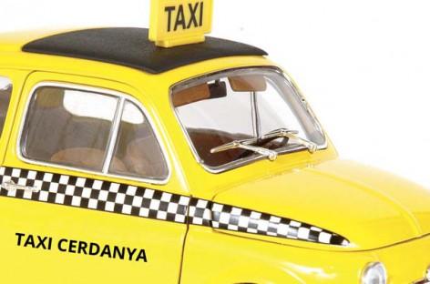 Taxi en La Cerdanya