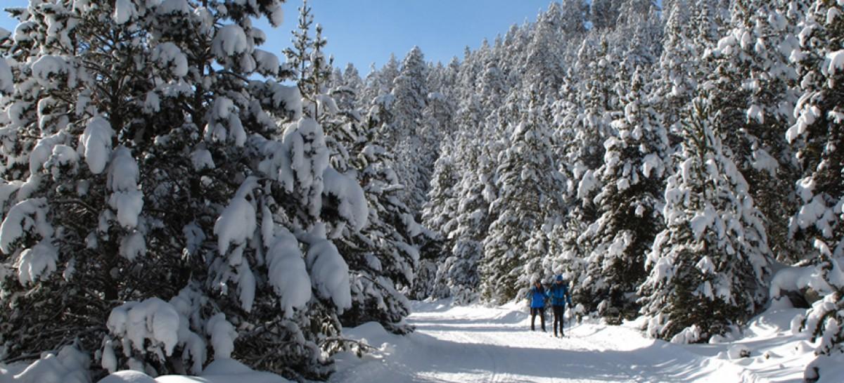 Estación de esqui Lles de Cerdanya