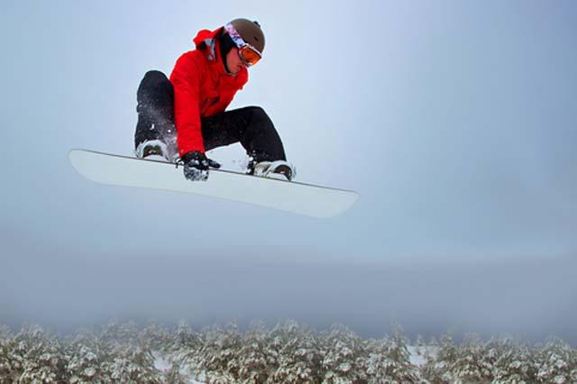snowboard masella