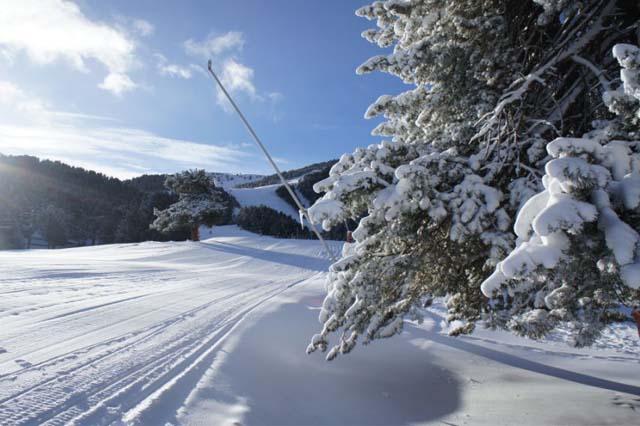 pistas de esqui la molina