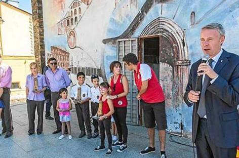 Puigcerdà busca arte de gran formato para la plaza Vedruna