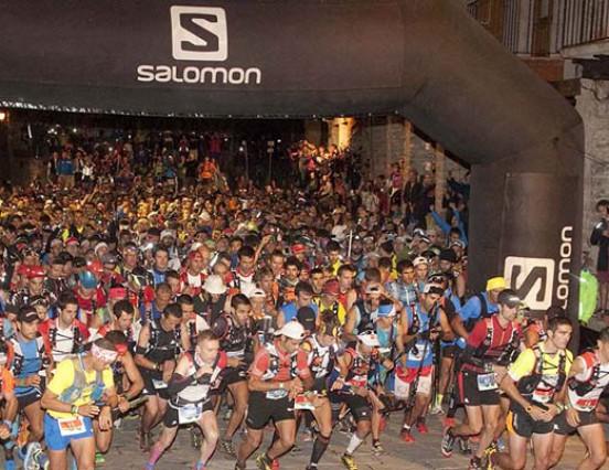Vuelve la Salomon Ultra Pirineu 2015