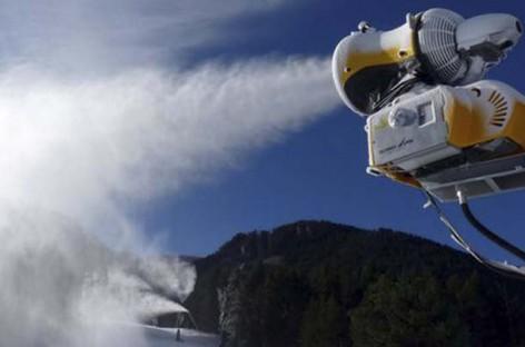 Masella instalara una nueva red de cañones de nieve