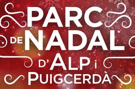 PARC DE NADAL ALP Y PUIGCERDA  2015 – 2016