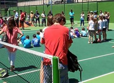 Puigcerdà realizara una inversion de 150.000 euros para renovar las pistas de tenis